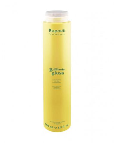 Блеск-шампунь для волос «Brilliants gloss», 250 мл