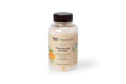 OZ! Соль для ванны Марокканский апельсин (250 мл)