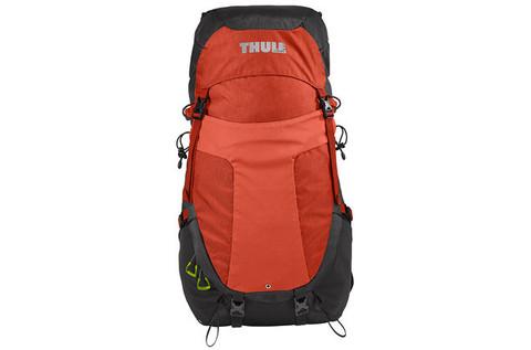 Картинка рюкзак туристический Thule Capstone 40L Тёмно-Серый/Оранжевый - 2
