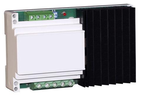Контроллер электронагрева Shuft EFM-9161 серии TC SLAVE с внешним управлением