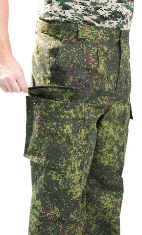 Брюки военно-полевые цв. Цифра