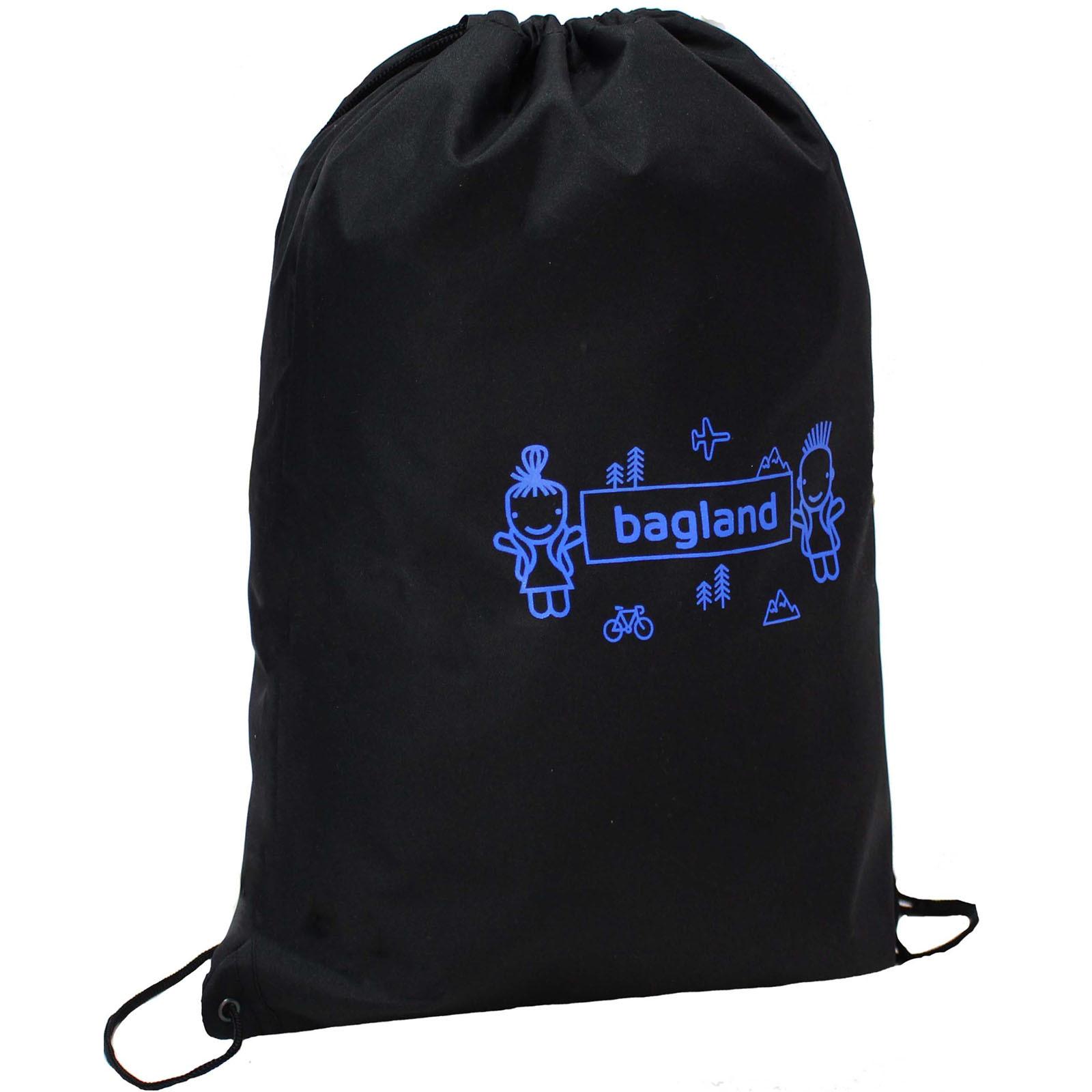 Рюкзак Bagland Котомка 8 л. Чёрный (00566152)