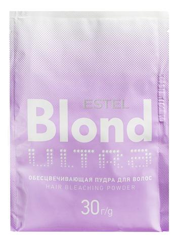 Estel Пудра обесцвечивающая для волос Estel ultra blond  30гр