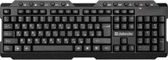 Клавиатура DEFENDER HB-195