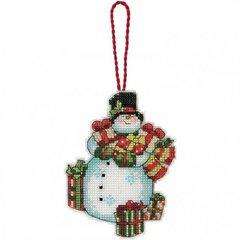 DIMENSIONS Снеговик (Snowman)