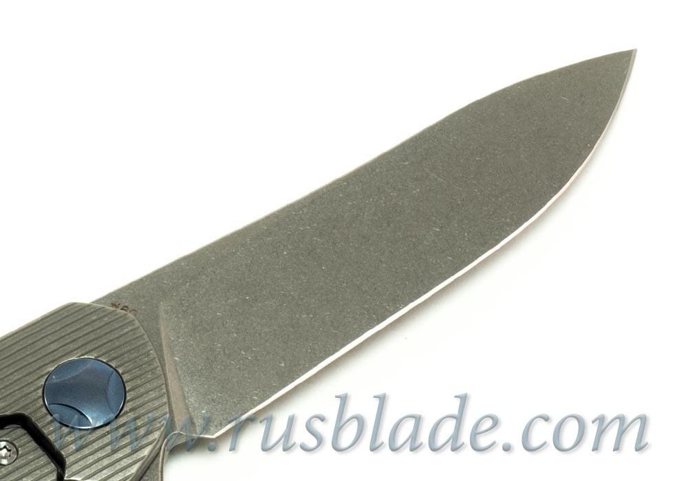 CKF S.S.E. NEW Knife M390 Limited - фотография