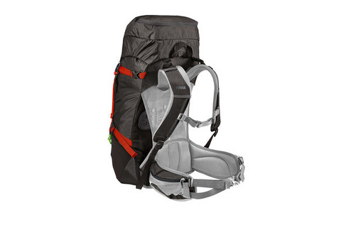 Картинка рюкзак туристический Thule Capstone 40L Тёмно-Серый/Оранжевый - 3