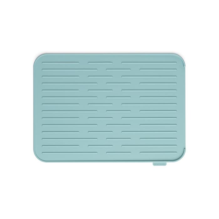 Силиконовый коврик для сушки посуды, Мятный, арт. 117480 - фото 1