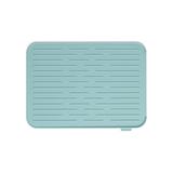 Силиконовый коврик для сушки посуды, Мятный, артикул 117480