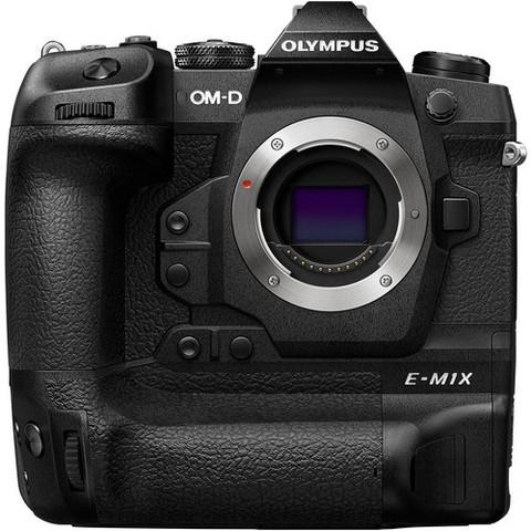Цифровой беззеркальный фотоаппарат Olympus OM-D E-M1X Body