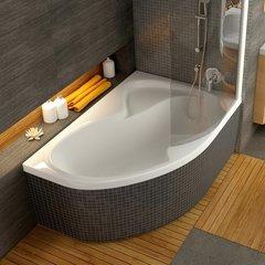 Ванна асимметричная 150х105 см правая Ravak Rosa II R CJ21000000 фото