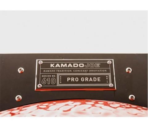 Керамический гриль KAMADO PROJOE RED III