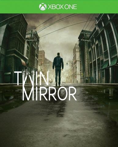 Twin Mirror (Xbox, русские субтитры)