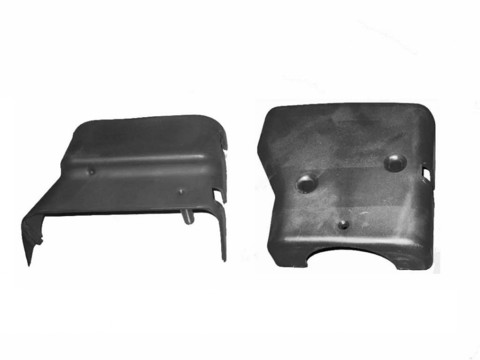 Кожух подрулевой переключателя поворотов Уаз 3163, Патриот нового образца
