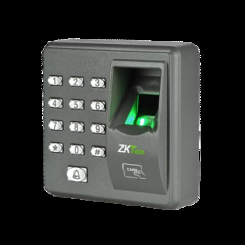 Биометрический терминал автономный ZKTeco X7