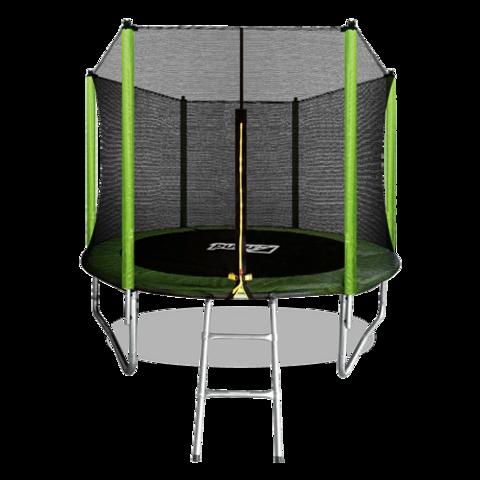 Батут ARLAND 8FT с внешней сеткой