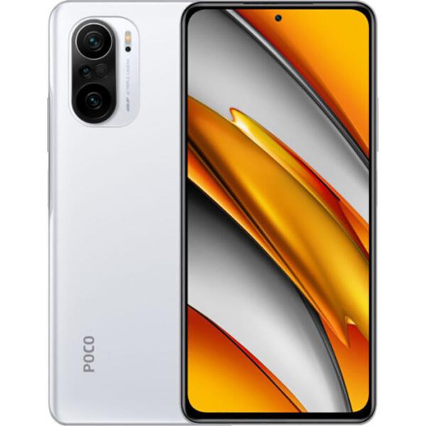 Poco F3 Xiaomi Poco F3 6/128GB NFC Arctic White (Белый) white1.jpg