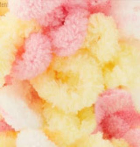 Пряжа Puffy Fine Color Alize цвет 6367