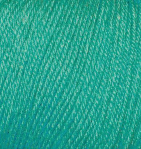 Пряжа Alize Baby Wool изумруд 610