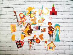 036-5512 Набор для изготовления 3 открыток