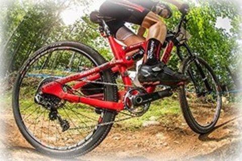 Двухподвесние моделі велосипедів