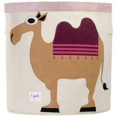 Корзина для игрушек 3 Sprouts Песочный верблюд