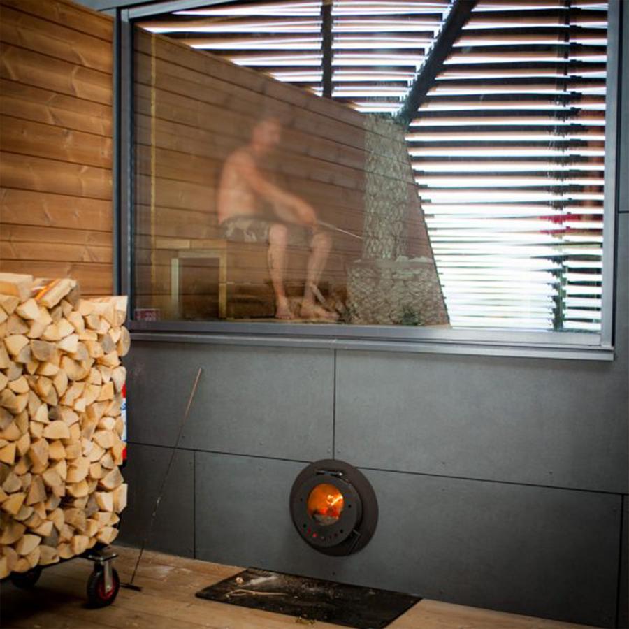 Печь для сауны IKI SL, фото 8