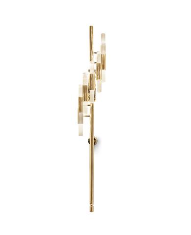Настенный светильник копия WATERFALL TORCH by Luxxu
