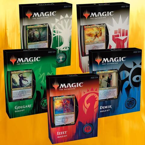 MTG: Guilds of Ravnica Guild Kit