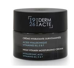 Academie Derm Acte Creme Hydratante Survitaminee High Vitamin Moisturizing Cream