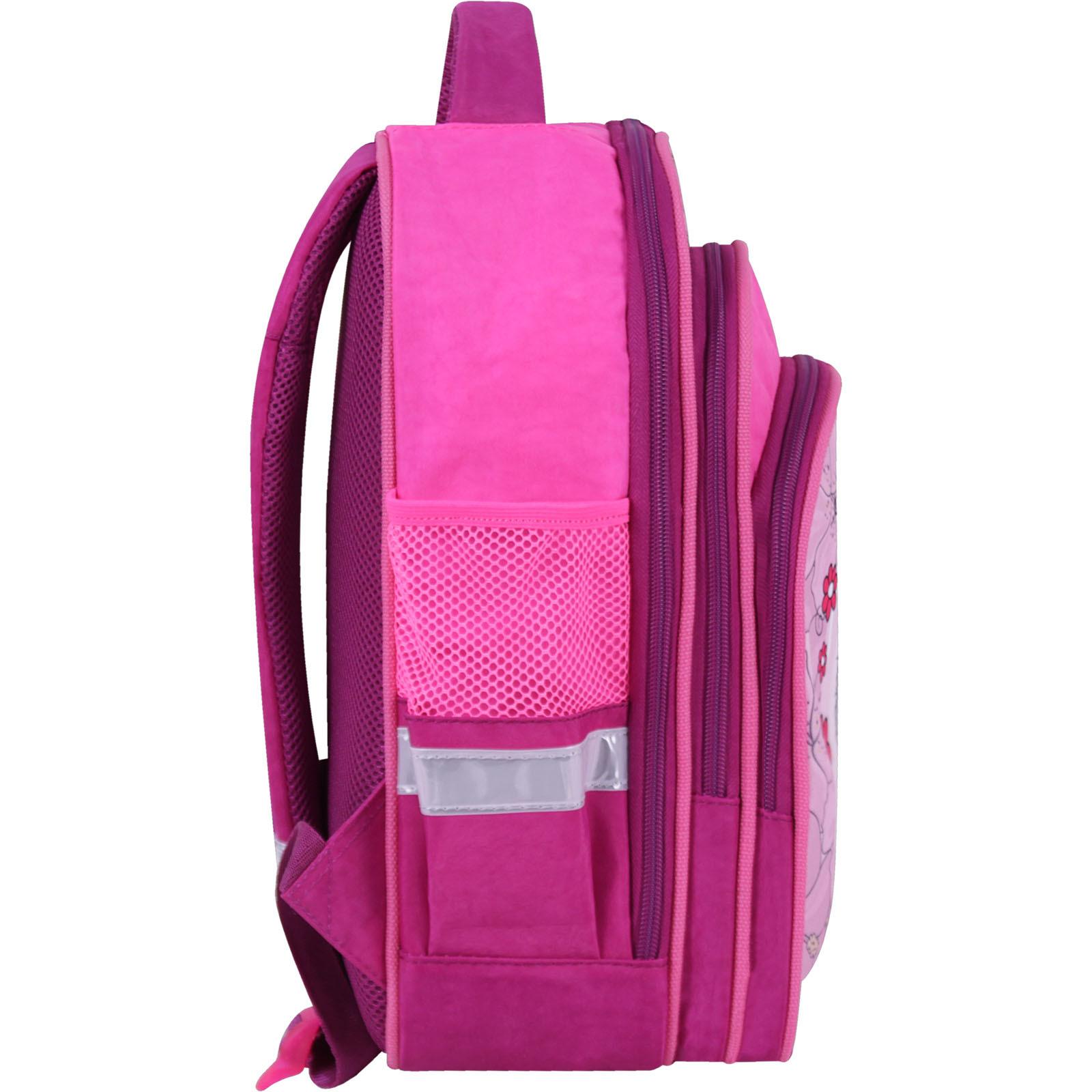 Рюкзак школьный Bagland Mouse 143 малиновый 684 (00513702)