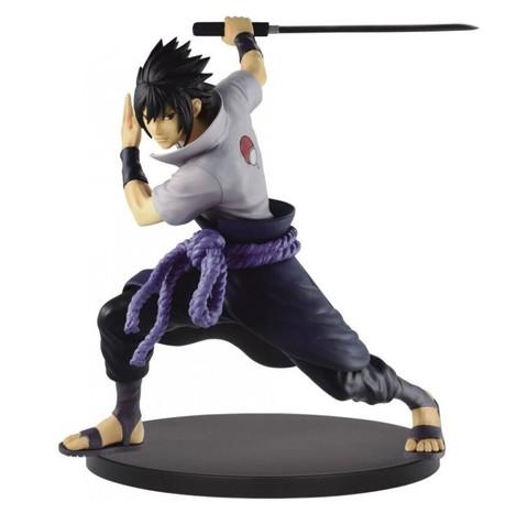 Фигурка Naruto Shippuden (Vibration Stars) Uchiha Sasuke || Саске (Наруто)