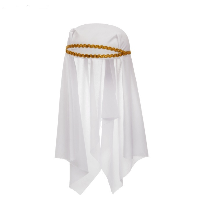 Шляпа шейха- платок белый