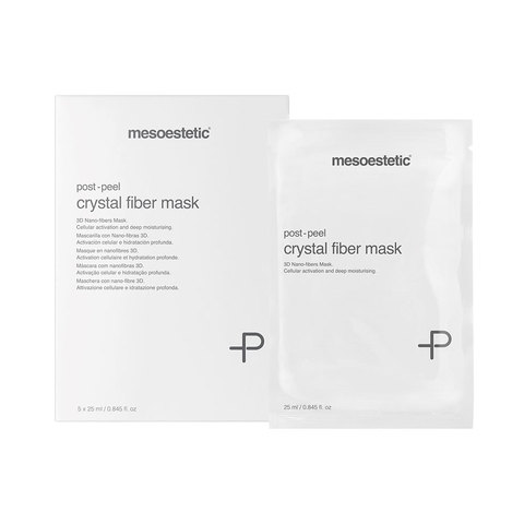 post peel crystal fiber mask 5 шт * 25 ml