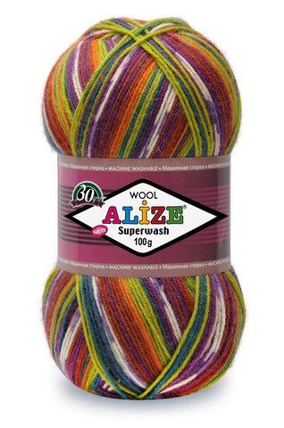 Купить Пряжа Alize Superwash 100 | Интернет-магазин пряжи «Пряха»