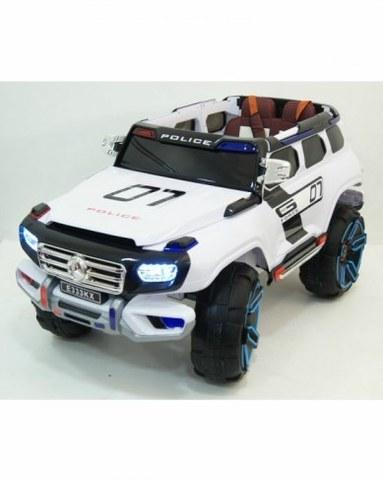 Детский электромобиль Rivertoys Merc E333KX белый E333KX-WHITE