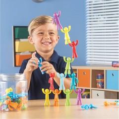 Разноцветные строители, 32 шт. Learning Resources