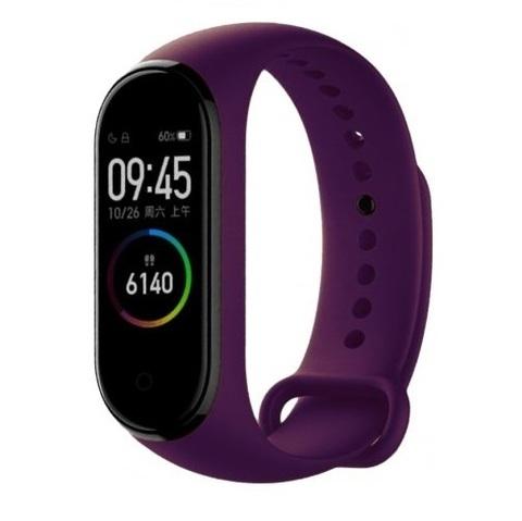 Браслет Xiaomi Mi Band 4 Purple  (XMSH07HM),  Бордовый