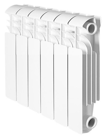 Global ISEO 350, 8 секций - радиатор алюминиевый