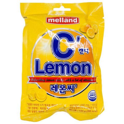 Карамель со вкусом лимона