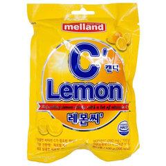 Карамель Kukje Melland Lemon C Candy со вкусом лимона 100 гр