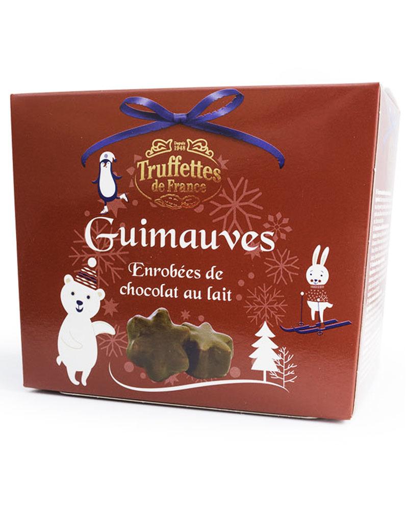 Зефир Chocmod Truffettes de France в Молочном Шоколаде 200 гр.