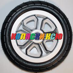 Колесо для детской коляски №005076 надув 10дюймов без вилки 47-152 10х1,75х2