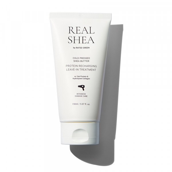 Крем-термозащита Rated Green Real Shea Protein Recharging Leave-In Treatment 150 мл
