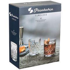 Набор стаканов для виски из 4 шт.