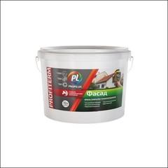 Краска в/д для фасадов и цоколей Dufa Profilux Profiterm (Белый)