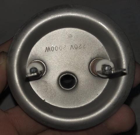 Тэн термекс медь спираль без анода  2,0 квт