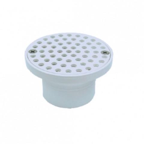 Водозабор Д.107, d63(клей) из ABS-пластика, под бетон