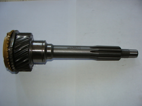 Вал первичный  5 ст. КПП АДС с кольцом синхр. (MetalPart)