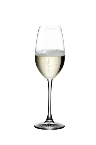 Набор из 2-х бокалов для шампанского Champagne Glass  260 мл, артикул 6408/48. Серия Ouverture